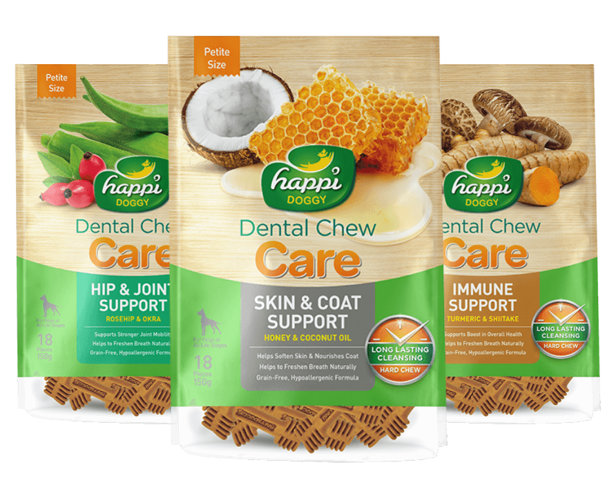 Dental Chew Care Series
