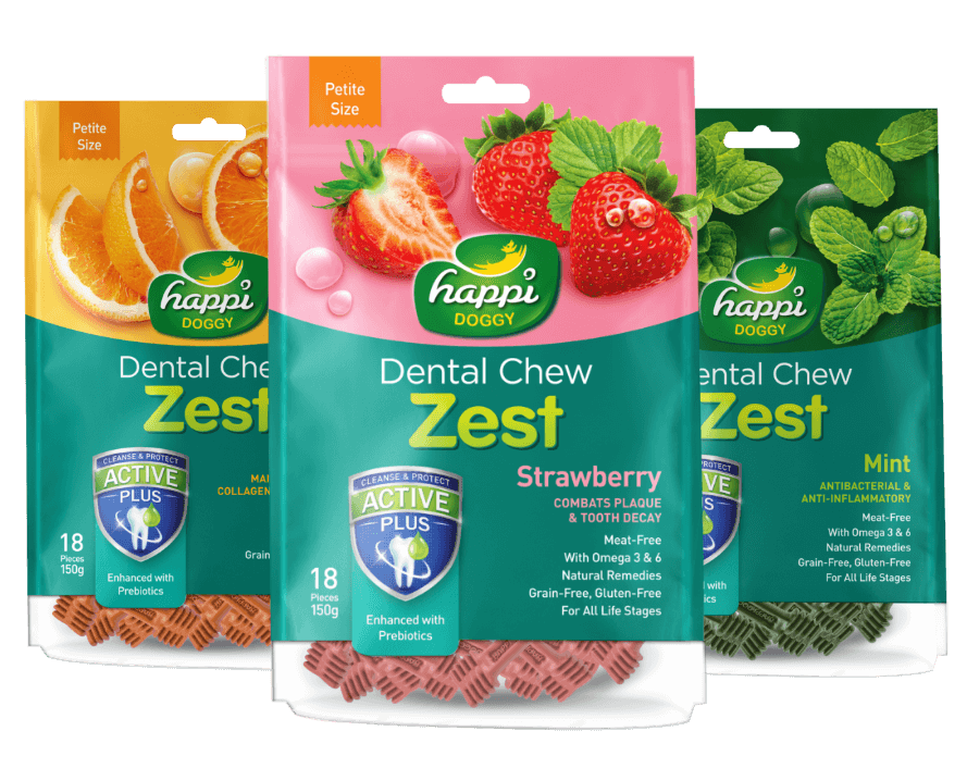 Dental Chew Zest Series